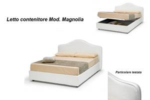 Letto contenitore Mod. Magnolia - Nucleo
